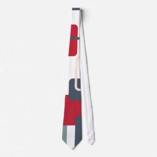 Gravata Retângulos modernos 4 de Eames
