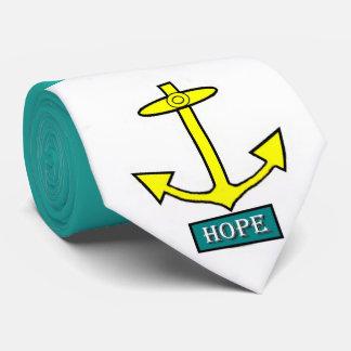 Gravata Rhode - âncora da esperança da ilha