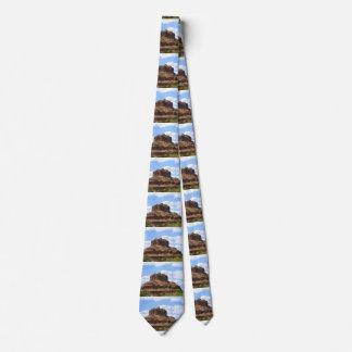 Gravata Sedona, rocha Vista do sino da arizona