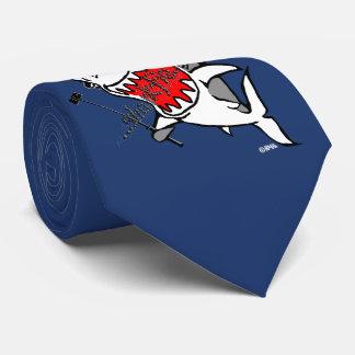 Gravata Sharkfie