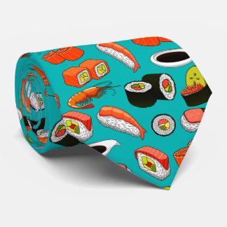 Gravata Sushi do OPUS