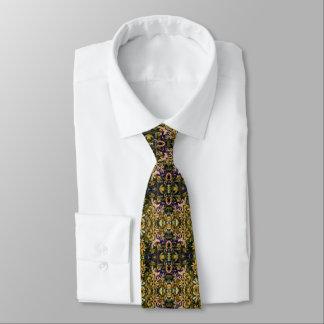 Gravata Tapeçaria frondosa