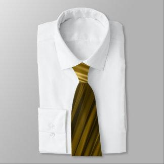 Gravata Textura dourada