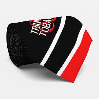 Gravata Trinidad & Tobago (preto)