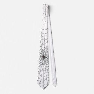Gravata Uma Web de aranhas