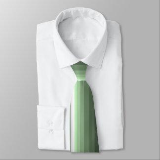 Gravata Verde da floresta