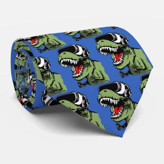 Gravata VR T-rex