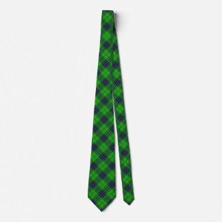 Gravata Xadrez verde e azul clássica de Argyle