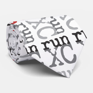Gravata XC funcionado - corredor do país transversal