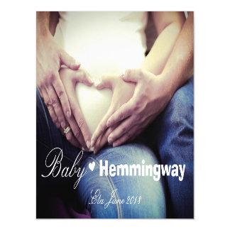 Gravidez do bebê que espera o ímã da foto do