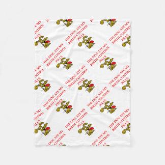 grávido cobertor de velo