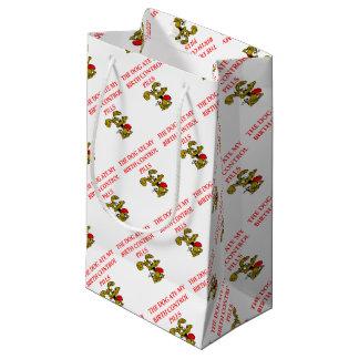 grávido sacola para presentes pequena
