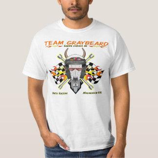 Graybeard da equipe t-shirts