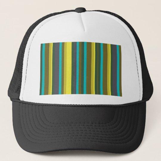 Green_stripes Boné
