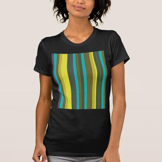 Green_stripes Camiseta