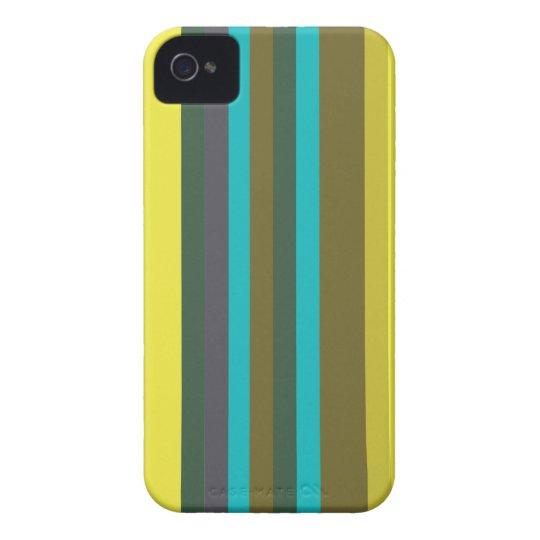 Green_stripes Capinhas iPhone 4