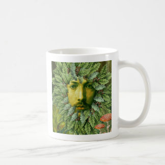 Greenman - caneca de café