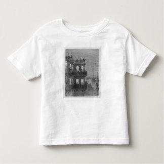Greenwich na estação camiseta