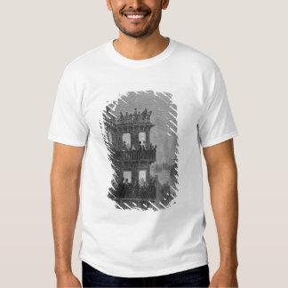 Greenwich na estação camisetas