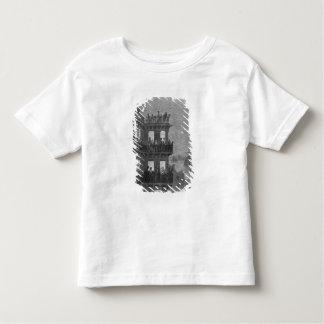 Greenwich na estação t-shirts