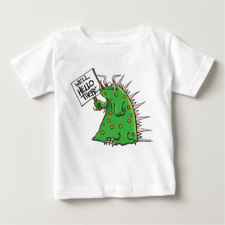 Greep para bebês! camiseta para bebê