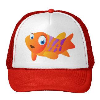 Greg o peixe dourado boné