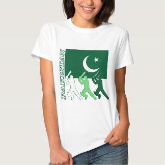 Grilo Paquistão Camisetas