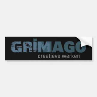 Grimago Bumpersticker Adesivo Para Carro