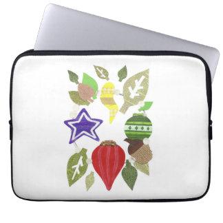 Grinalda do Bauble 13 polegadas de bolsa de laptop Bolsas E Capas De Notebook