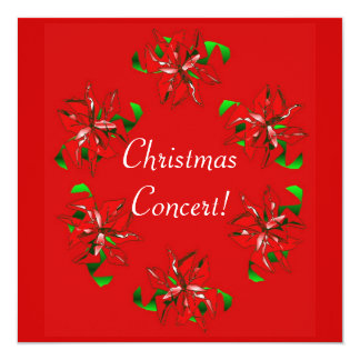 Grinalda do Natal Convites Personalizado
