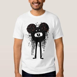 gritar do mickey t-shirts