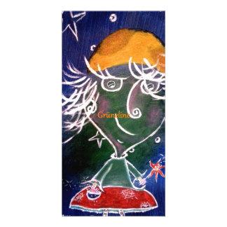 Grüneline Foto Arte Card Cartão Com Foto