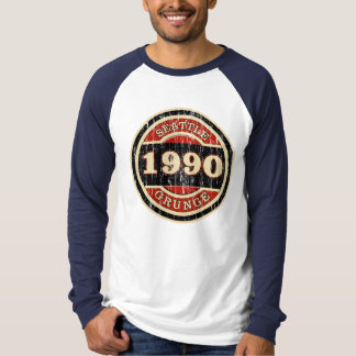Grunge de Seattle Camiseta