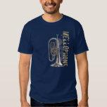 Grunge Mellophone Tshirts