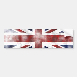 Grunge Reino Unido Adesivo Para Carro