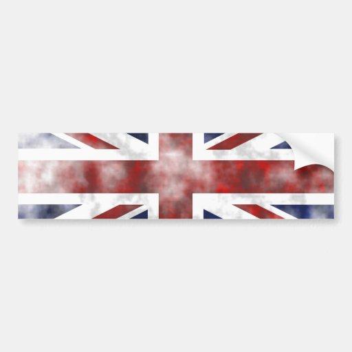 Grunge Reino Unido Adesivo