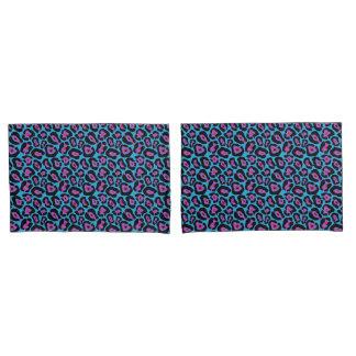 Grupo azul & cor-de-rosa chique da caixa do