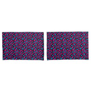 Grupo cor-de-rosa & azul chique da caixa do