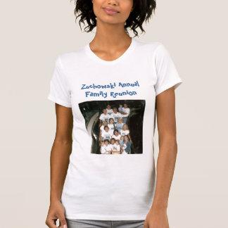 grupo - cruzeiro, reunião de família anual de t-shirts