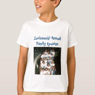 grupo - cruzeiro, reunião de família anual de tshirt