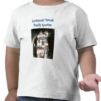 grupo - cruzeiro reunião de família anual de Zuch T-shirts