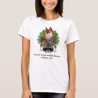 Grupo da angra do esquilo camiseta
