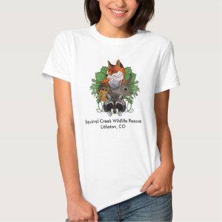 Grupo da angra do esquilo camisetas