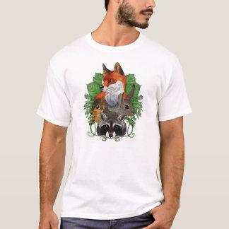 Grupo da angra do esquilo - homens camiseta