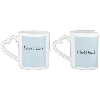 Grupo da caneca de café de ClickQuick