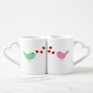 grupo da caneca de café do casal