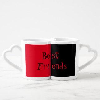 Grupo da caneca dos melhores amigos