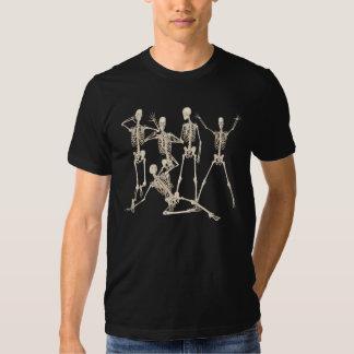 Grupo de esqueleto tshirt