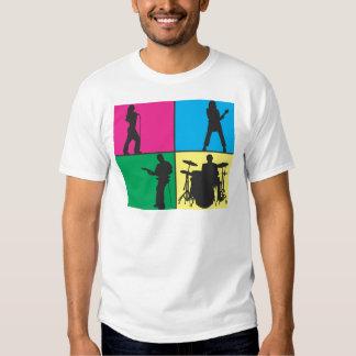 Grupo de rock tshirts