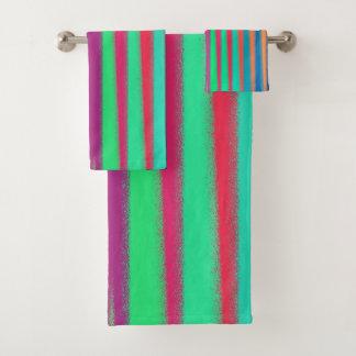 grupo de toalha dos doces